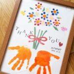 敬老の日に送る赤ちゃん(孫)からのプレゼントはこれでOK!写真を使った簡単に手作りできるものまとめ