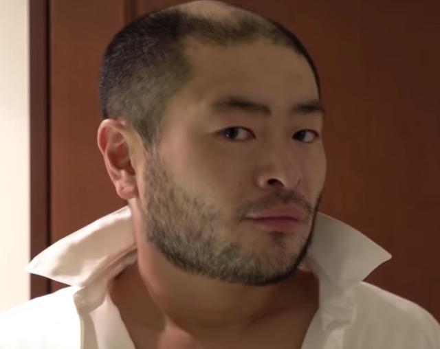 【あばれる君】2週間髪を伸ばしたハゲ頭をyoutubeチャンネルに公開。たくさんのありがとうの声が